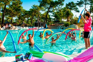 Camping Atlantic Club Montalivet 5*.