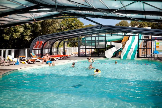 Camping Le Petit Rocher ****