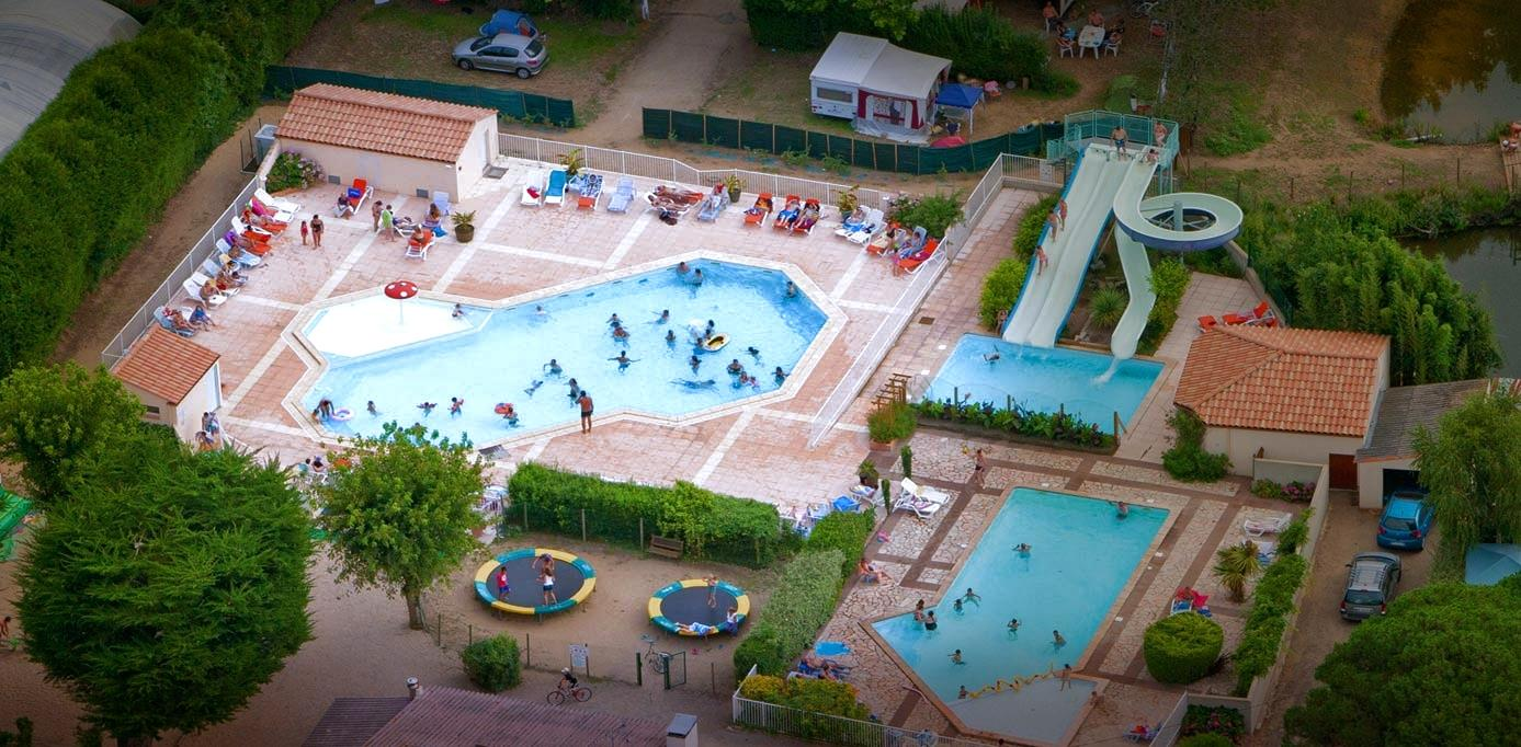 Location camping le ragis location vacances challans for Piscine challans