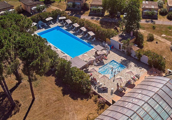 Camping Domaine d'Anghione 3*
