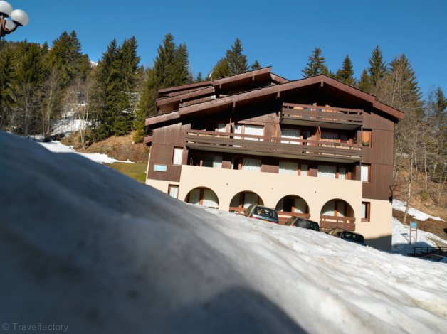 Location r sidence les chalets de valmorel location for Piscine valmorel
