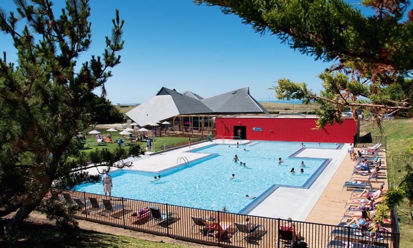 Vacances : Résidence Club Belambra Les Portes de l'Océ...