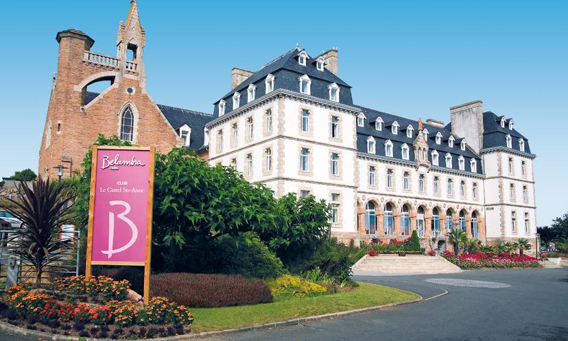 Vacances : Résidence Club Belambra Le Castel Sainte Ann...
