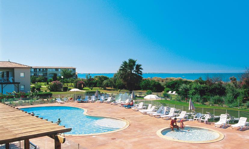Vacances : Résidence Club Belambra Le Vidourle S