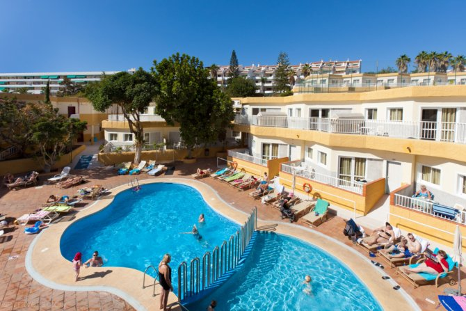 Appart Hotel Canaries Tenerife