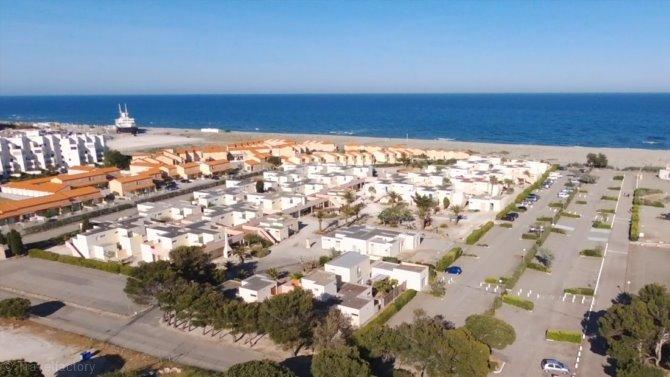 Location r sidence vvf villages la grande plage location vacances le barcar s - Office du tourisme le barcares ...