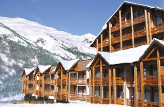 Résidence de Tourisme - Résidence Le Hameau de Valloire 3*