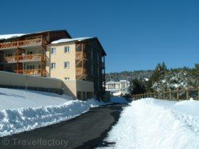 Residence Appart Vacances Pyrenees 2000 - Hebergement + Forfait remontee mecaniq