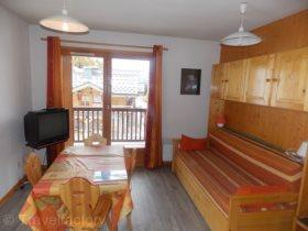 Appartement de particulier - Ski & Soleil - Résidence Avenir 1800