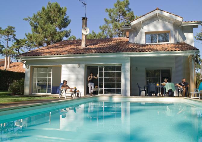 location villas club royal ocean 17 location vacances moliets et maa. Black Bedroom Furniture Sets. Home Design Ideas