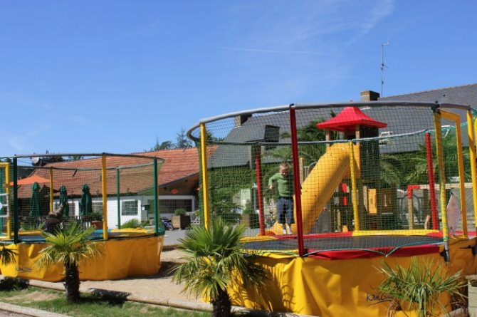 Camping Sunissim Le Domaine d'Inly 5*.