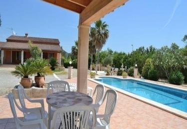 Vacances : Villa in Inca Mallorca 102128