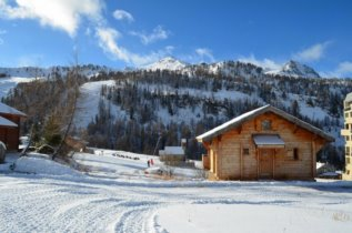 location appartement ski week end alpes du sud