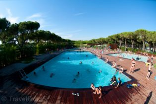 Vacances : Camping Orbetello ***