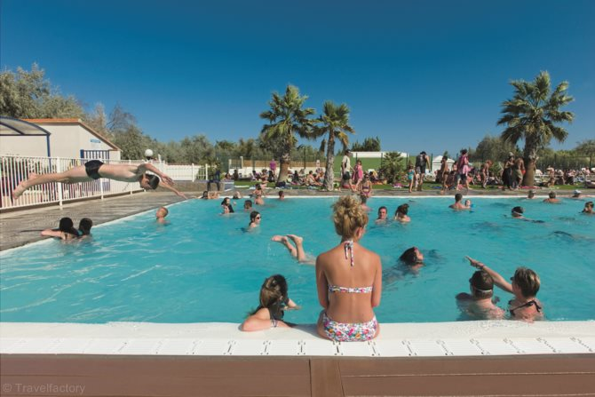 Camping Les Dunes ****