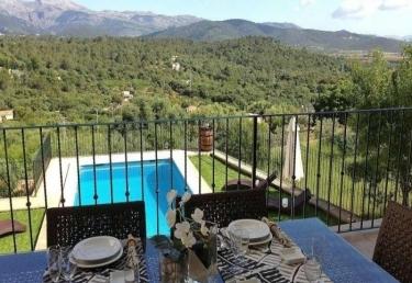 Vacances : Villa in Buger Mallorca 102134
