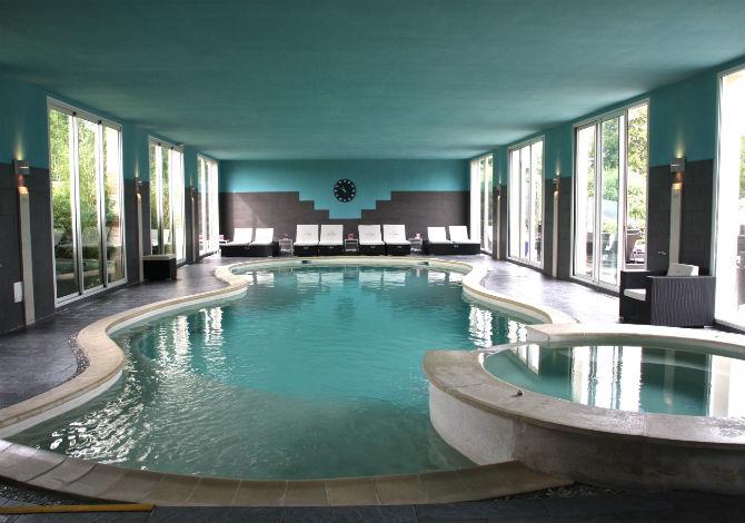 Location manoir de la poterie location vacances for Piscine spa deauville