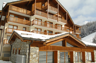 Hotel Club MMV Le Val Cenis 3* - Heb. + Skipass + Mat. de ski + Repas