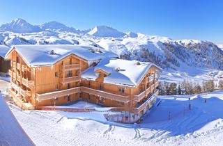 Résidence de Tourisme - Résidence Les Balcons de Belle Plagne & Spa 4*
