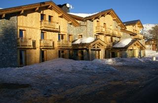 Résidence de Tourisme - Résidence Le Refuge ****