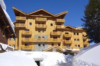 Résidence de Tourisme - Résidence Chalet de L'Ours *****