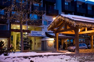 Hotel Courchevel Olympic 2*