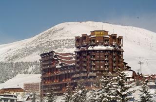 Hotel - Hôtel Royal Ours Blanc**** CS ANNULE