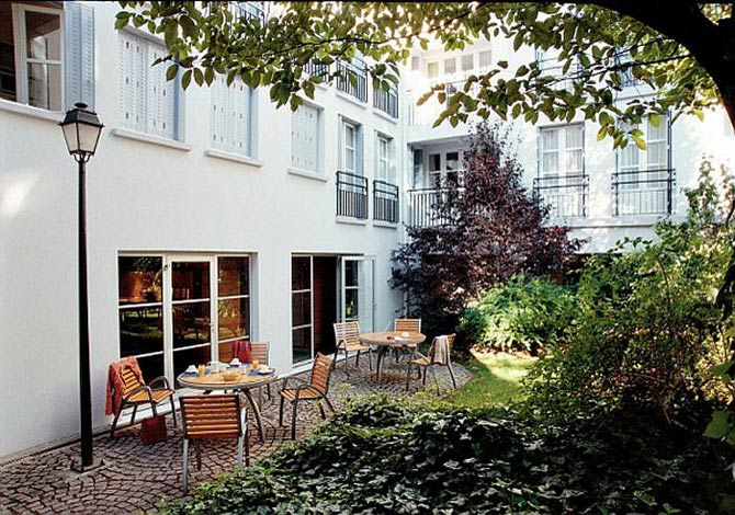Location appart 39 h tel adagio paris montmartre annule for Adagio appartement hotel
