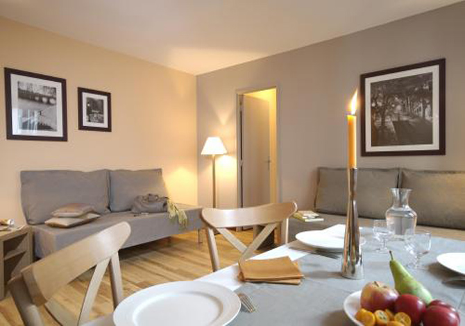 Location appart 39 h tel adagio paris montmartre annule for Appart hotel paris 6