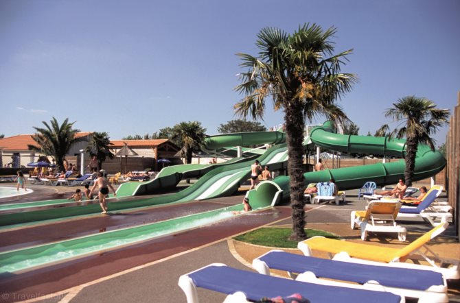 Camping Le Curty's 4*