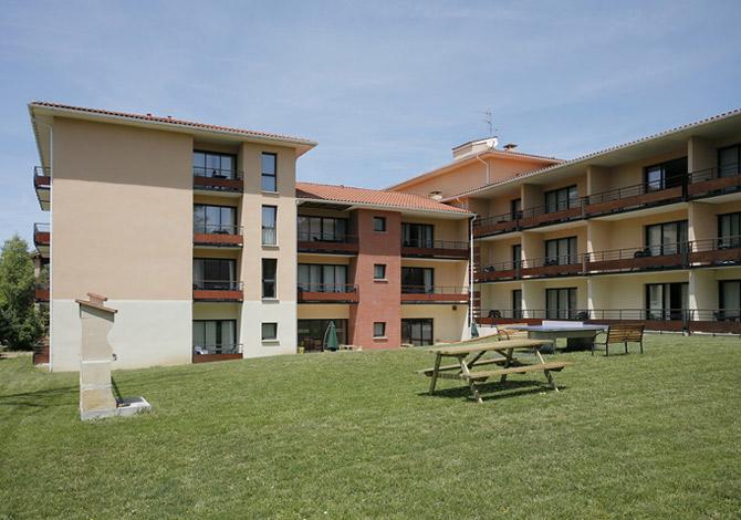 location r sidence appart 39 h tel du parc location vacances toulouse. Black Bedroom Furniture Sets. Home Design Ideas