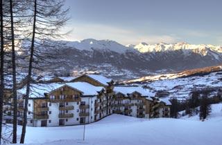 Résidence de Tourisme - Résidence Les Monts du Bois d'Or Noël