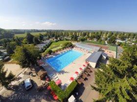 Vacances : Camping Le Village Parisien ****