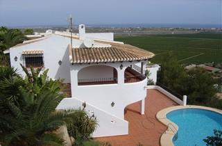 Vacances : Villa Pego