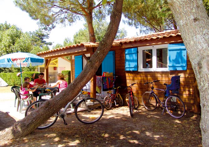 Location camping sunelia le fief location vacances for Camping st brevin les pins avec piscine