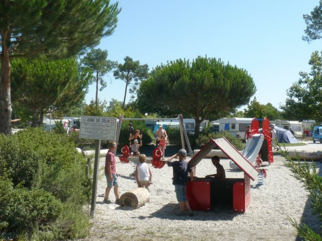 Camping Le Braou ***