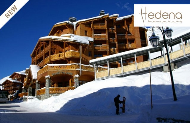 Location r sidence hedena val 2400 location vacances for Piscine val thorens