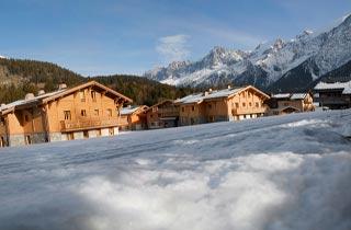 Résidence de Tourisme - Résidence CGH Le Hameau de Pierre Blanche 4*