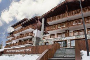 Résidence CGH Les Marmottons****