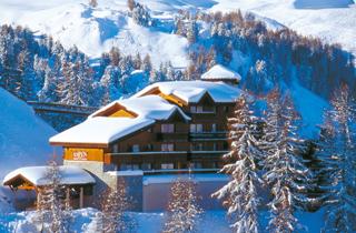 Résidence de Tourisme - Résidence Lagrange Vacances Aspen 4*