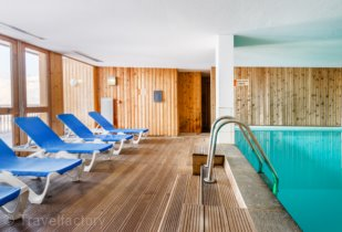 Residence Lagrange Vacances Les 3 Glaciers 4*
