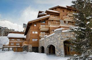 Résidence de Tourisme - Résidence CGH La Ferme du Val Claret 4*