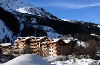Résidence de Tourisme - Résidence Labellemontagne Le Blanchot 3*