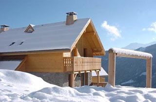 Résidence de Tourisme - Résidence le Hameau de Praroustan