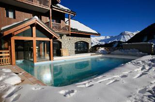 Résidence de Tourisme - Résidence Odalys Les Alpages du Corbier