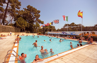 Location camping la for t annule location vacances pyla for Piscine meudon la foret