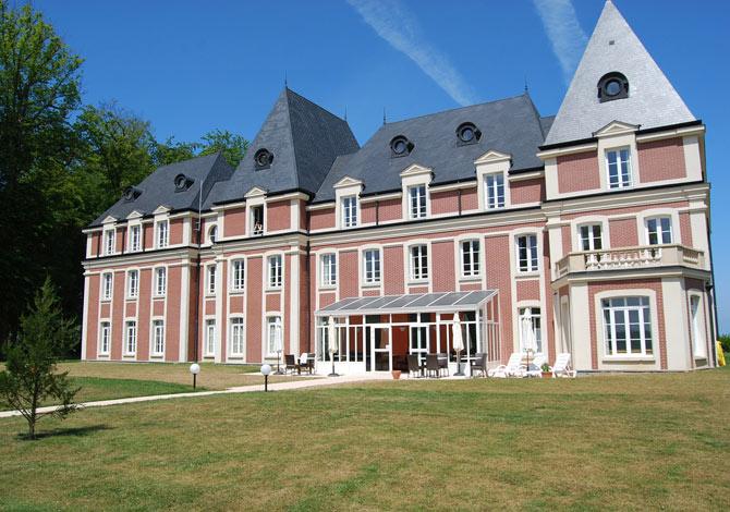 Location r sidence les portes d 39 etretat 3 ch teau location vacances maniquerville etretat - Les portes d etretat maniquerville ...