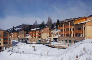 Résidence de Tourisme - Résidence Les Chalets du Belvédère