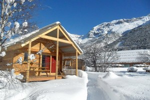 Chalet - Chalets Huttopia Bourg Saint Maurice 3*