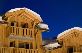 Résidence de Tourisme - Résidence les Monts du Bois d'Or